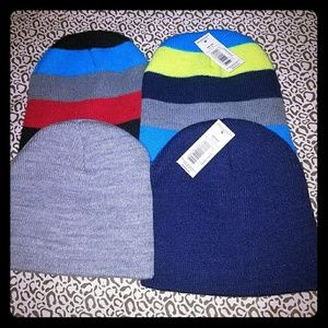 Other - 4 NWT baby winter hat bundle